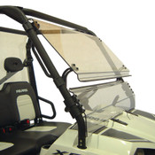 Kolpin '10-14 Polaris Ranger XP800 and Crew/16+ 570 Full Size Tilting Windshield