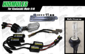 Eagle Eye Kawasaki Mule 610 2008-2019 35W HID Conversion Kit