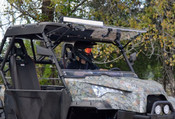 SuperATV '15-17 Odes Dominator Flip Up Windshield