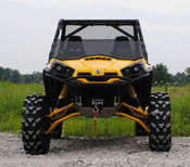SuperATV Can Am Commander Half Windshield