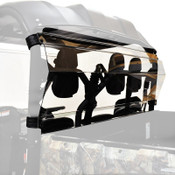 Spike Powersports Yamaha Viking Rear Window