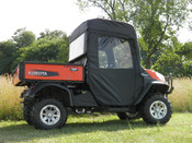 GCL Kubota RTV X900/X1120 Full Cab for Hard Windshield