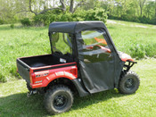 3 Star  Kymco UXV 500i Full Cab for Hard Windshield