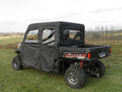 GCL '10-14 Polaris Ranger 800 Crew Full Cab for Hard Windshield