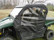 GCL Yamaha Viking Full Cab for Hard Windshield
