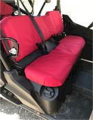 Greene Mountain Honda Pioneer 1000 Seat Covers