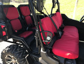 Greene Mountain Honda Pioneer 1000-5 Seat Covers