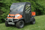 3 Star Kubota RTV 400/500 Full Cab w/ Vinyl Windshield