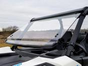 Can Am Maverick Trail Scratch Resistant Full Tilting Windshield