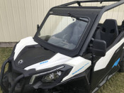 Can-Am Maverick Trail Laminated Glass Windshield