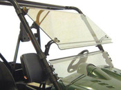 Yamaha Rhino Full Tilting Scratch Resistant Windshield -