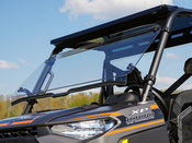 Polaris Ranger (Pro-Fit) XP 1000 Tilting Scratch Resistant Windshield (2018+)