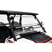 Spike Polaris RZR 900/1000 Full Tilting Scratch Resistant Windshield
