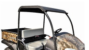 ALUMINUM ROOF WITH BLACK POWDER-COAT FOR KUBOTA RTV400/500