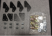 "Intimidator 2"" Bracket Lift Kit"
