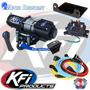 NEW 4500 KFI UTV Winch (Standard) U45-R2