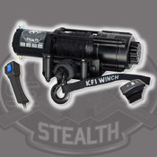 NEW SE45w-R2 Stealth Winch (WIDE)