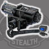 KFI SE25 Stealth Winch