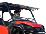 Honda Pioneer 1000 Scratch Resistant Flip Windshield