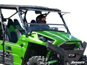 Kawasaki Teryx4 750 / 800 '12-'15 Scratch Resistant Flip Windshield