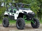 Kawasaki Teryx4 '16+ 750 / 800 Scratch Resistant Flip Windshield