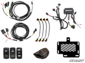 SuperAtv Polaris Ranger XP 900/570 Standard Plug & Play Turn Signal Kit