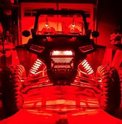 XTREME LIGHTING PRODUCTS' COLOR CHANGING ROCK LIGHT KIT