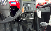 Ice Crusher Under Dash Cab Heater CF Moto ZForce 500
