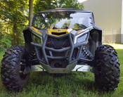 Axiom Can-Am X3 Front A-Arm Guards