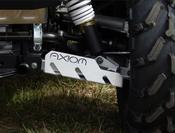 Axiom Polaris RZR 900 Trail A-Arm Guard Set