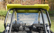 Axiom Polaris RZR Rear Window w/Cutouts