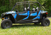 Axiom Polaris RZR 4 Aluminum-Half Door Kit