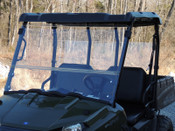 Bad Dawg Polaris Midsize Ranger Folding Front Windshield
