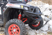 Bad Dawg Polaris RZR 900 Heavy Duty Square Tube Front Bumper