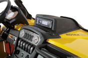 Bad Dawg CanAm Commander Stereo Housing