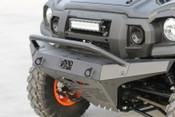 Bad Dawg Kawasaki Mule Pro FXT Front Bumper w/ Bolt-On Stinger Bar