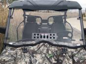 EMP CF Moto Uforce 500/ 800 Hard Coated Polycarbonate Windshield w/ Ventand Wiper