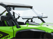 Spike Honda Talon Tilting Full Windshield