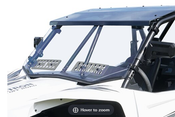 Spike Textron WildCat XX Dual Venting Windshield