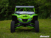 Super ATV Textron Wildcat XX Half Windshield