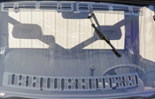 Spike Manual Wiper Kit For Hard Coated Or Glass Windshields