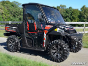 Super ATV Polaris Ranger Cab Doors