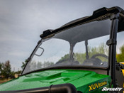 John Deere Gator 835/865 Full Windshield - Scratch Resistant