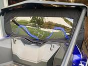 Greene Mountain Honda Talon 1000 Rear Windshield / Windjammer