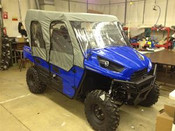 Greene Mountain Kawasaki Teryx 4 Full Cab Enclosure