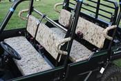 Greene Mountain Kawasaki Mule Pro FXT Side Bar and Rear Grab Handle Pads