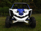Axiom Yamaha YXZ 1000R Front Bumper and Winch Mount