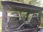 Side X Side Yamaha Wolverine X2 2 Door UTV Soft Rear Window