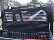 Greene Mountain Kawasaki Mule Pro FXT Rear Window/Windjammer