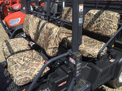 Greene Mountain Kubota RTV X1140 Seat Cover Kit